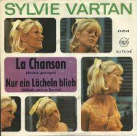 Cover Sylvie Vartan - La chanson [deutsch gesungen]